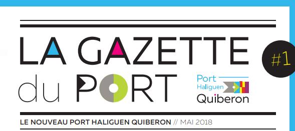 Gazette Port Haliguen