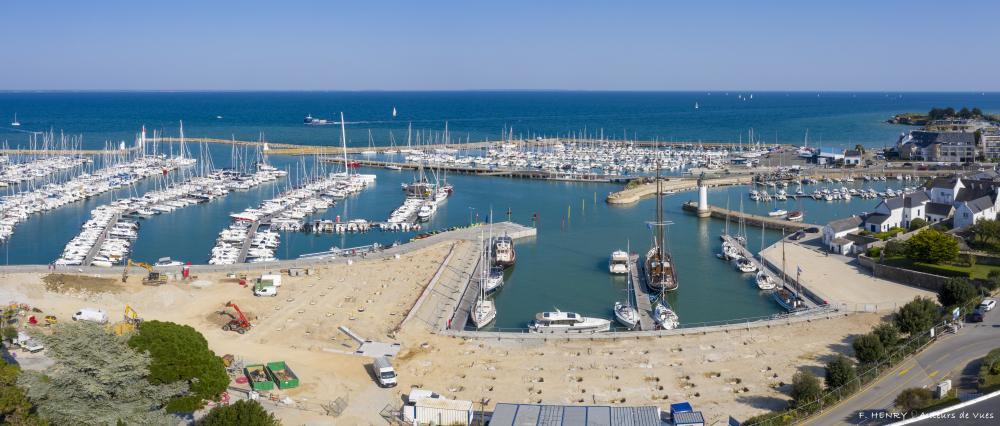 Port Haliguen Quiberon 17 09 2020 Photo Auteurs de vues