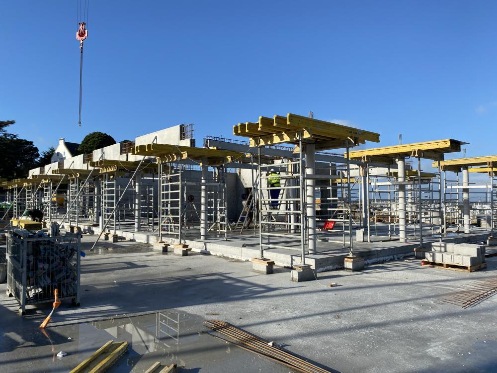 Port Haliguen Quiberon Décembre 2020 Photo CPM