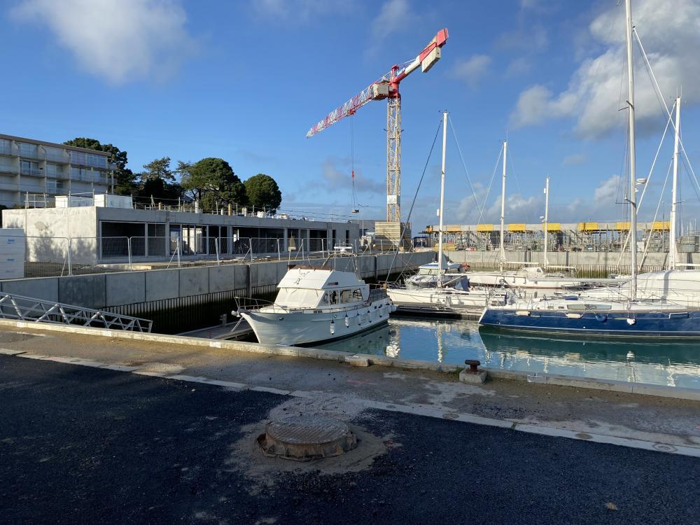 Port Haliguen Quiberon Décembre 2020 Photo 1 CPM
