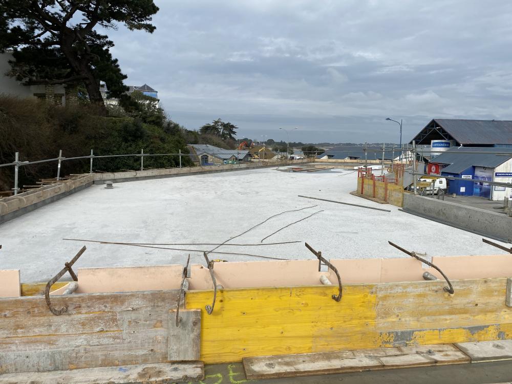 Port Haliguen Quiberon FEVRIER 2021 Photo CPM