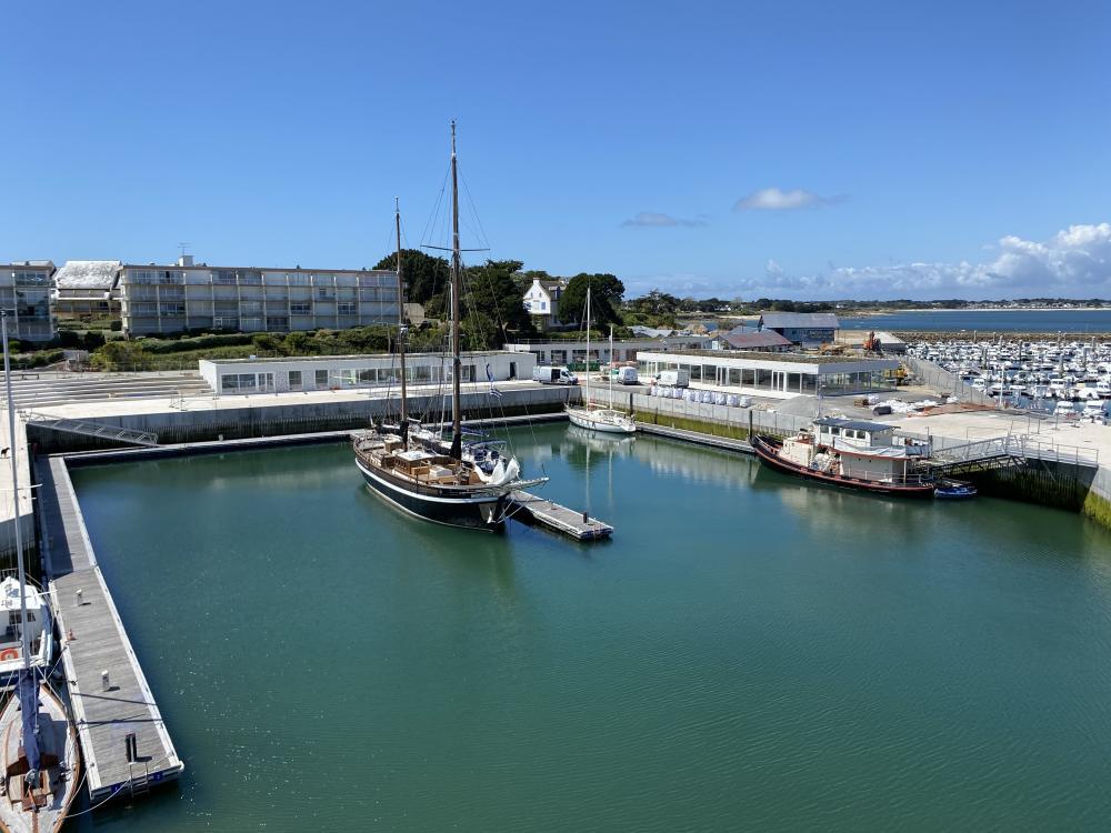 Port Haliguen Quiberon MAI 2021 Photo 2 CPM
