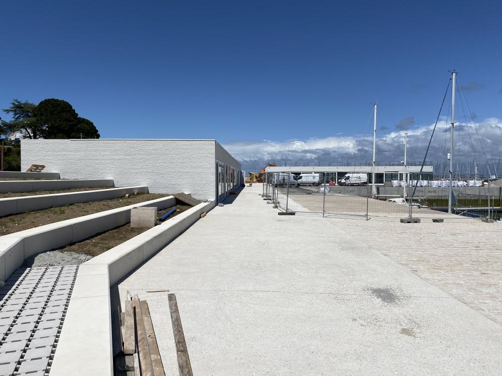 Port Haliguen Quiberon MAI 2021 Photo CPM